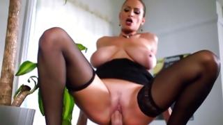 Hard prostitute is messed up abnormal with willy