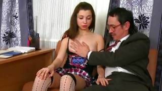 Seductive diaper lover floosie is giving a deepthroat the huge aged dick